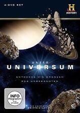 Cohen, Douglas J. - Unser Universum - Staffel 3 (History) (4 DVDs)