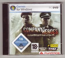 Company of Heroes Opposing Fronts Panzer Armeen PC Spiel