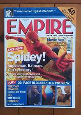 Empire July 2002 Sam Raimi's Spider-Man Collector's Cover - NEW