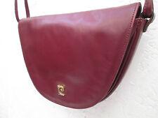 -Magnifique  sac à main PIERRE CARDIN  cuir   (T)BEG  bag vintage 70's