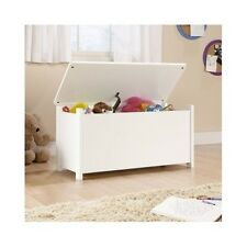 Toy Boxes In Color White Ebay