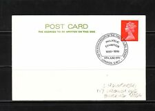 1974 110th Anniversary of First Polish Stamp Postcard Mint Condition