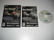 Rpg compilation inc. 3 jeux-arx fatalis archange & gorasul pc cd rom