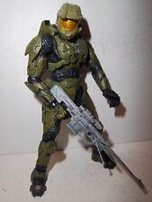 Halo Anniversary **MASTER CHIEF** from Evolution 3 Pack Figure Complete w/ Rifle