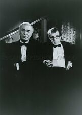 MARTIN LANDAU WOODY ALLEN  CRIMES AND MISDEMEANORS 1986 VINTAGE PHOTO ORIGINAL 1
