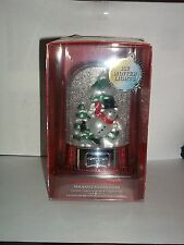 Bath Body Works Wallflowers FROSTED CRANBERRY Snowman Light Up Diffuser Set NIB