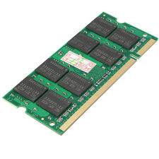 New 2GB DDR2-800 PC2-6400 800Mhz SODIMM Memory RAM 200 PIN For Laptop Notebook