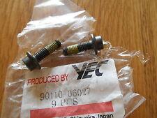 Yamaha,90110 06027,Socket hex bolt x 2,FJR1300 oil cooler,R1 04-05 Gearbox plate