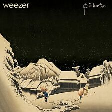 Weezer PINKERTON 2nd Album DMM Geffen Records NEW SEALED VINYL RECORD LP