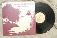 THE SHANANAGANS ~ Surf and Turf - LP -  NM!