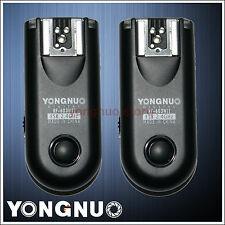Yongnuo RF-603 II N3 Flash Trigger for Nikon D7300 D7000 D5100 D5300 D3100 D90