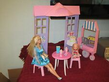 Mattel 56929 Barbie Happy Birthday Playset w Light Up Candle & Song (2002)