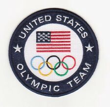 2016 OLYMPIC TEAM USA LOGO PATCH BRAZIL 2016 TEAM USA PATCH