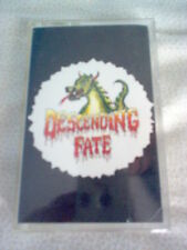 DESCENDING FATE-FADED DREAMS 1°ALBUM HEAVY DEMO TAPE 1993 NEVER SEEN ON EBAY!!!