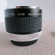 VIVITAR 70-150 mm 2X MATCHED MULTIPLIER C/FD