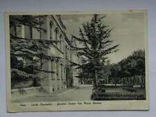 FANO Scuole Elementari vecchia cartolina