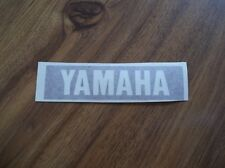 Yamaha vintage seat stencil,  xs dt yz ct1 at1 XS1 TX650