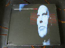 CD Double: Yazoo : Reconnected Live : Experience Edition 2 CDs Moyet, Clarke