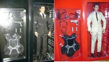 1/6 Scale Triad Toys Guns for Hire Witness Security WITSEC Agent LOT of 2 MIB