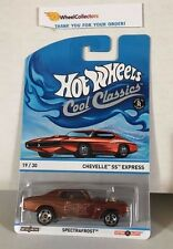 Chevelle SS Express * Orange Otto Card * Cool Classics Hot Wheels * H11