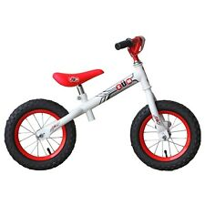ZUM-SX Metal Balance / Push Bike - New - Childrens/Kids - White & Red