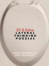Sit and Solve Lateral Thinking Puzzles (Sit & Solve), Sloane, Paul Paperback