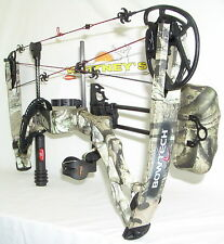 "Bowtech - Assassin Bow Infinity Camo - Left Hand - 40-50 lb -26""-30"" Draw Length"