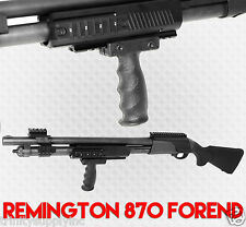 Remington 870 12 Gauge Shotgun aluminum Forend with Vertical Grip kit