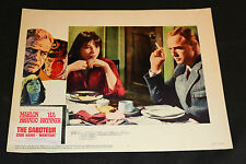 1965 The Saboteur Lobby Card 65/242 #1 Yul Brynner (C-7)