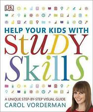 Help Your Kids with Study Skills  BOOK NEW