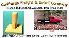 Vertical Retail Storage/Propane Tank (1pc) California Freight & Details Co *NEW*