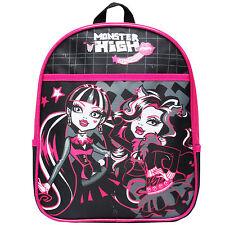 New Monster High Mini School Bag Rucksack Gift Official Licensed Premium NWT
