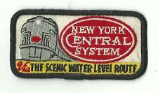 Vintage Railroad Patch New York Central System Scenic Water Level Route