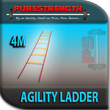 4M AGILITY SPEED TRAINING LADDER - SOCCER FITNESS BOXING