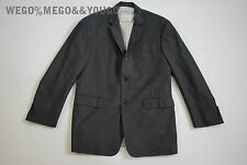 Brooks Brothers Black Fleece by Thom Browne Gray Three Button Wool Blazer L BB3