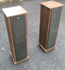 Vtg RARE JVC VS-5399 SPEAKERS Bi-Directional Corner Speakers 1970s 4 Channel