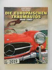 Alberto Martinez Jean Loup Nory Die Europäischen Traumautos 1950-1965 Motorbuch
