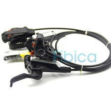 New Shimano Deore BR-M615 M610 Hydraulic Disc Brake Set M596 Upgrade