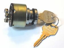 Harley round key ignition switch 70124-75 Emgo 07-64030