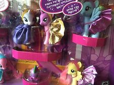 Hasbro.2011 NEW IN BOX-MY Little Pony.MLP.Royal Ball at 'Canterlot Castle' set.