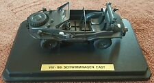 Gonio Military Vehicles VW-166 Schwimmwagen East 1943 RARE.