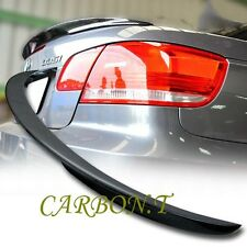 REAL CARBON FIBER BMW E93 CONVERTIBLE D PERFORMANCE TRUNK BOOT SPOILER 335i
