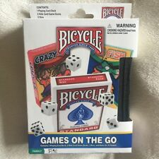 Bicycle Games on the go brand new sealed