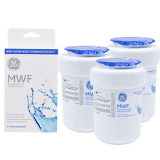 OEM GE MWF SmartWater Fridge Water Filter MWFP 46-9991 GWF HWF WF28 3 PACK