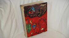 VTG 1961 LIFE & WORK OF MOST FAMOUS JEWISH PAINTER MARC CHAGALL BY FRANZ MEYER