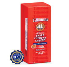 TILLAMOOK CHEESE -  OREGON FRESH! SHARP CHEDDAR  2 LB