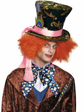 Alice Through The Looking Glass Mad Hatter Prestige Costume (Hat) Adult One Size