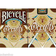 Carte Bicycle Occults by Gambler's Warehouse