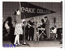 Judy Garland on Jack Oakie Show VINTAGE Photo