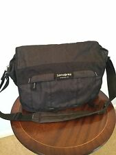 Samsonite Black Messenger Bag